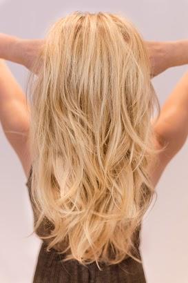 Beach hair by Naomi Browner